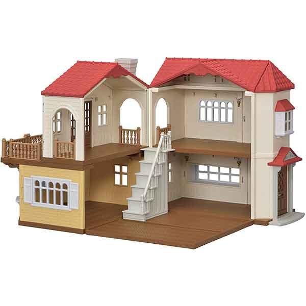 Sylvanian Families 5302 Casa con Luces - Imagen 1