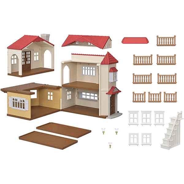 Sylvanian Families 5302 Casa con Luces - Imagen 2