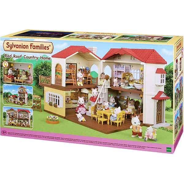 Sylvanian Families 5302 Casa con Luces - Imagen 3