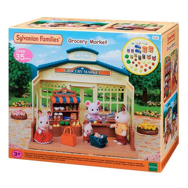 Sylvanian Families 5315 Supermercado
