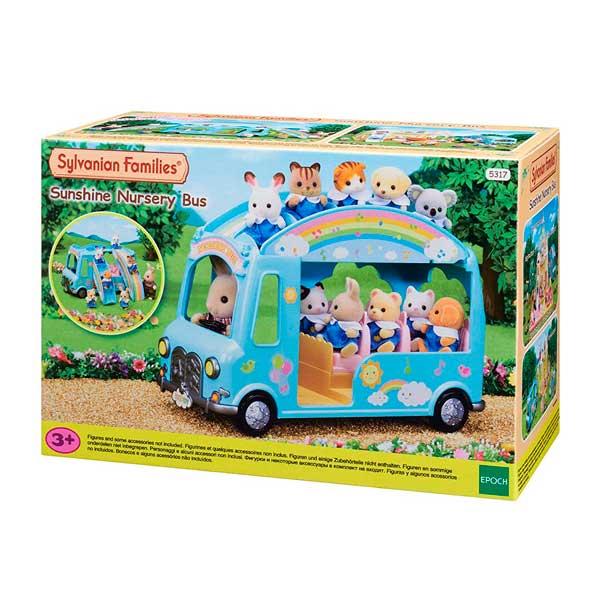 Sylvanian Families 5317 Autobús Guarderia