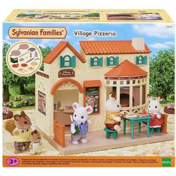 Sylvanian Families 5324 Pizzaria Da Vila