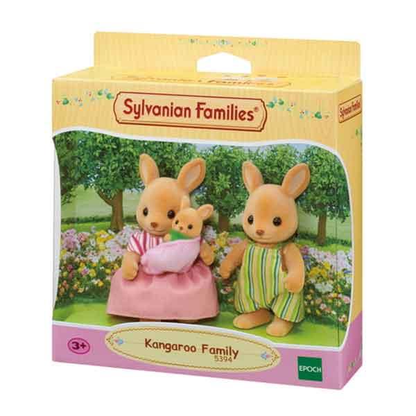 Sylvanian Families 5394 Familia Canguros