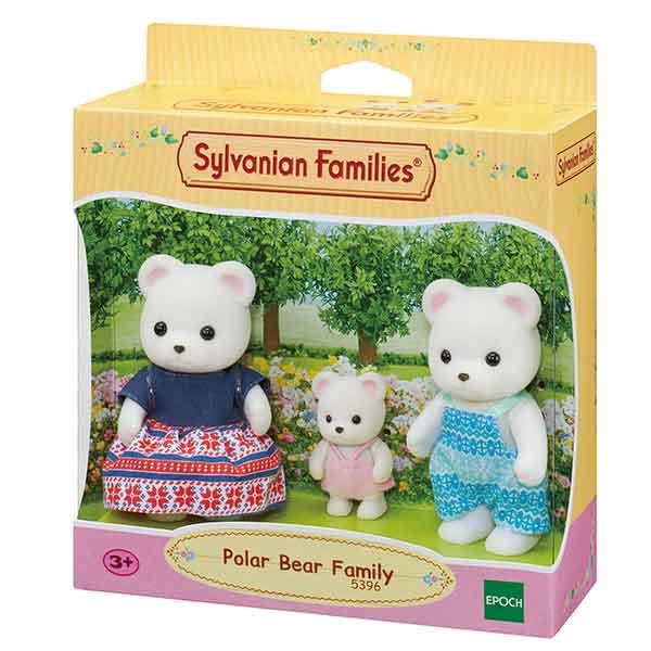 Sylvanian Families 5396 Familia Osos Polares