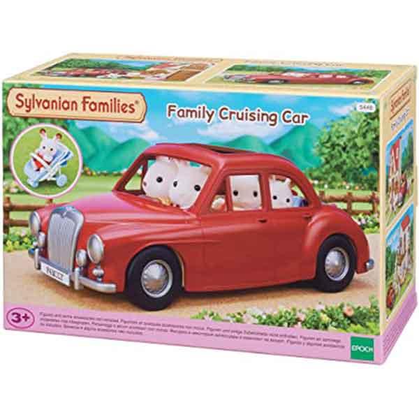 Sylvanian Families 5448 Carro De Familia