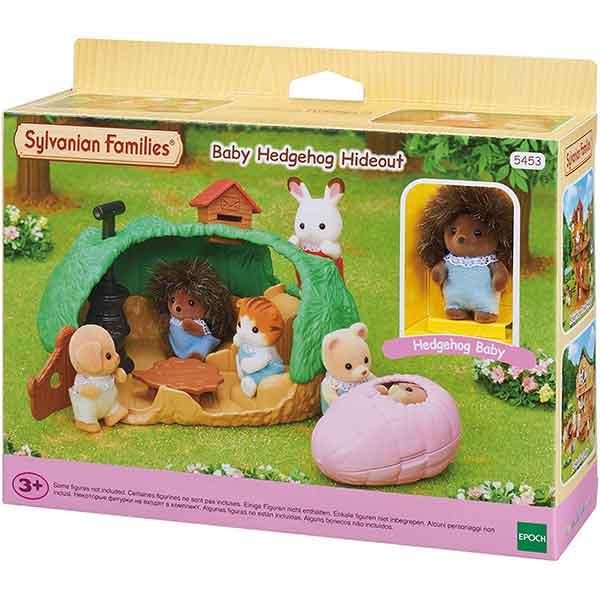 Sylvanian Families 5453 Esconderijo Do Ouriço Billberry
