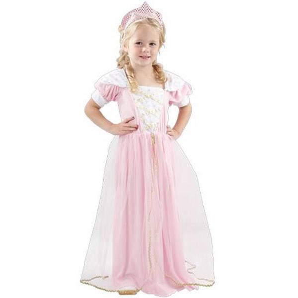 Disfraz Princesa Rosa Baby 1-2 Años