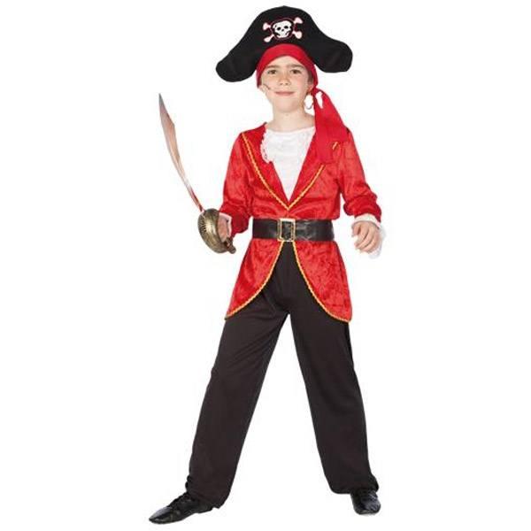 Disfraz Pirata 7-9 Años