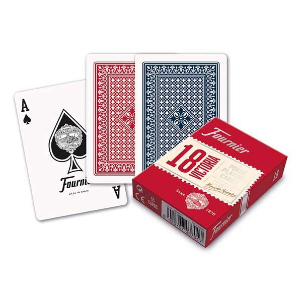 Cartas Baraja Poker nº18