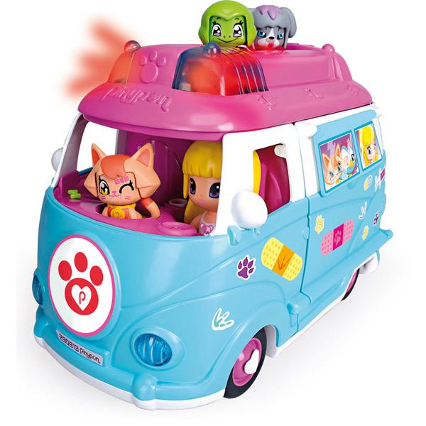 Ambulancia de Mascotas Pinypon