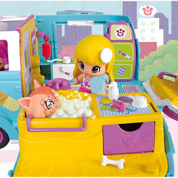Ambulancia de Mascotas Pinypon - Imatge 6