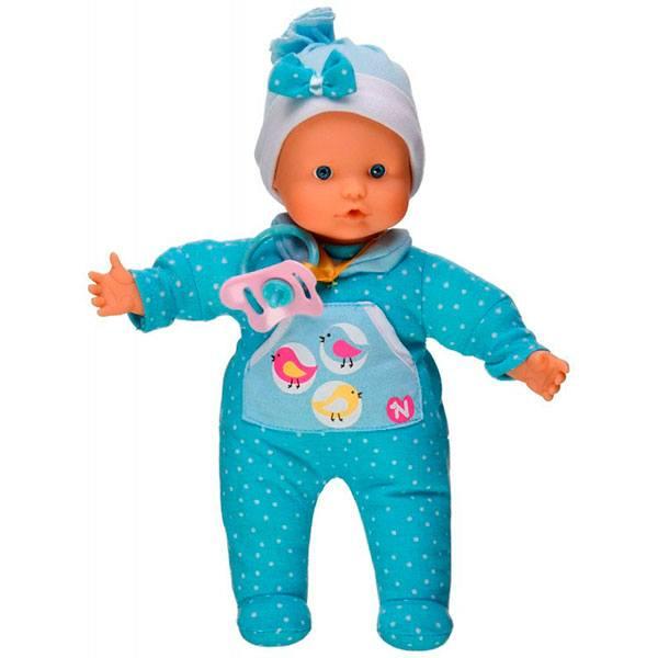 Muñeco Nenuco Lloron 2 Funciones Azul