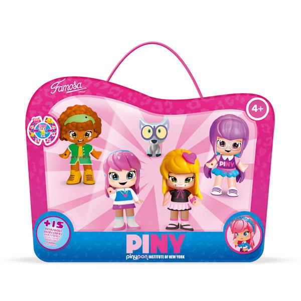 Pack 4 Amigas Piny - Imatge 1