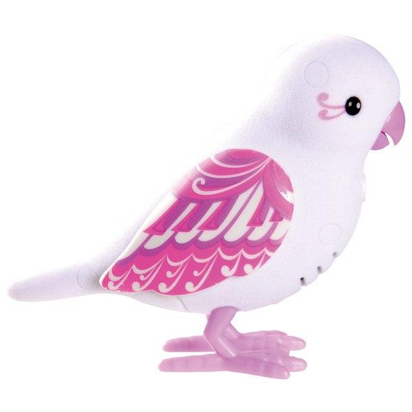 Ocell Blanc Sweet Little Live - Imatge 1