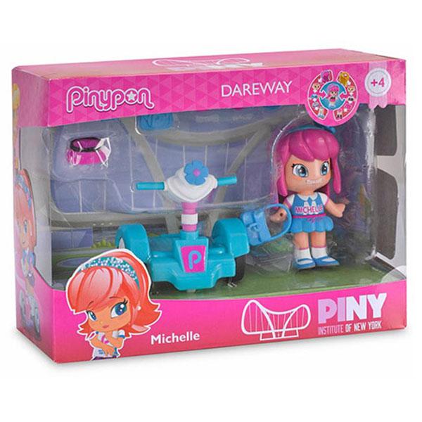 Michelle con Dareway Azul Piny - Imatge 1