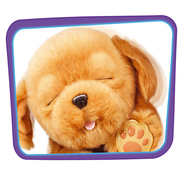 Perrito Sleepy Puppy Little Live Pets - Imagen 4