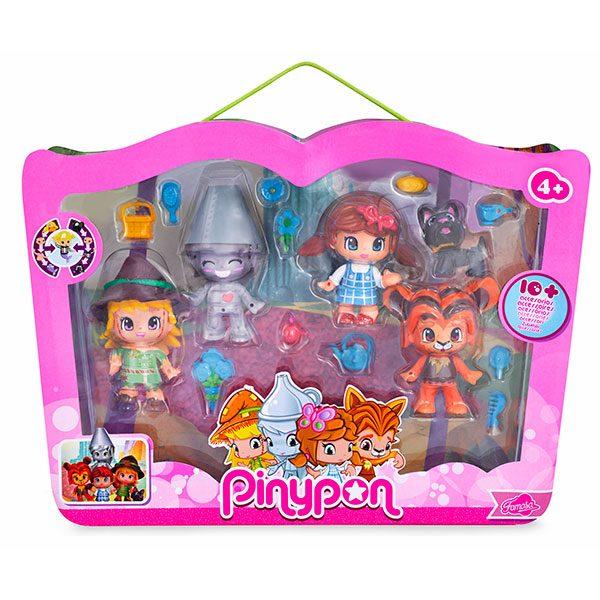 Pack 5 Figuras Mago de Oz Pinypon - Imatge 1
