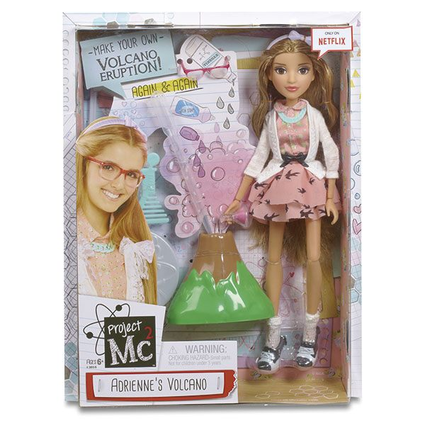 Muñeca Adrienne con Experimento MC2 - Imatge 1