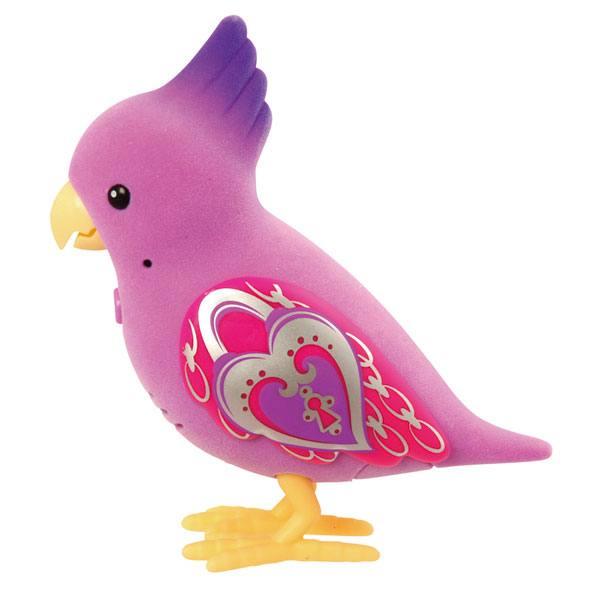 Ocell Lila amb Cresta Little Live - Imatge 1