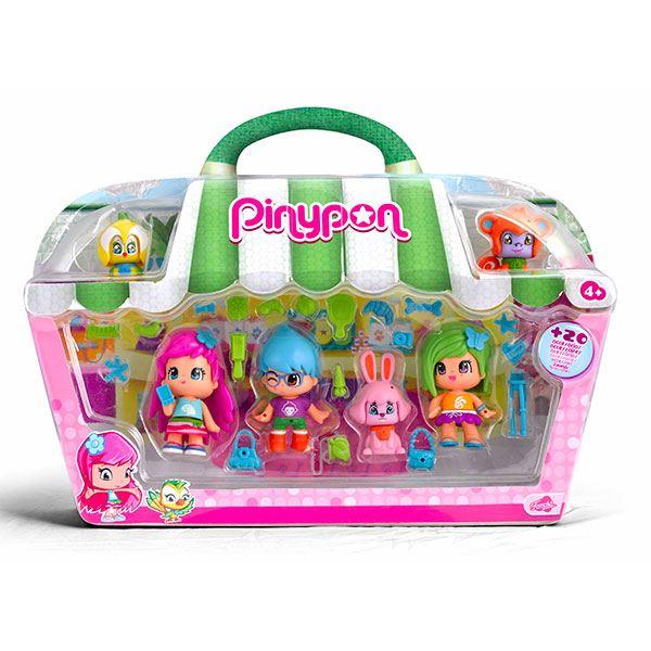 Pack Gran Figures i Mascotes Pinypon - Imatge 1