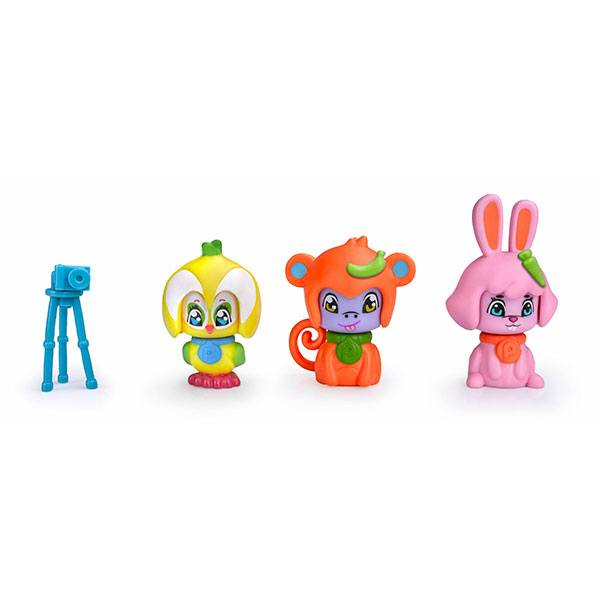 Pinypon Pack Grande Figuras y Mascotas - Imatge 2
