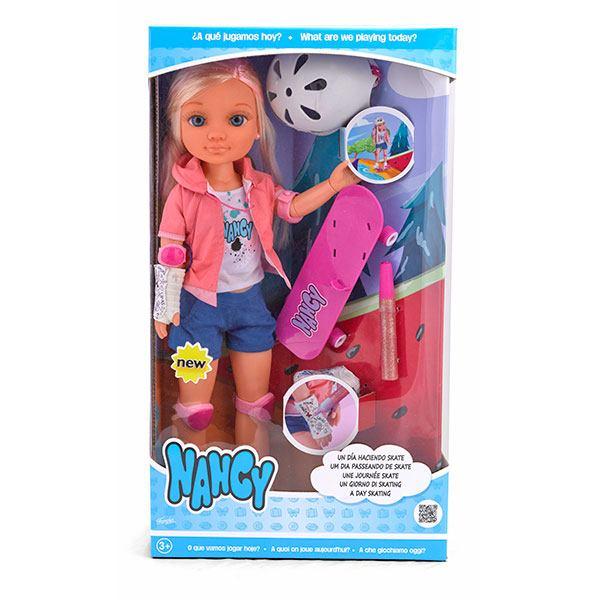 Nancy un Dia Haciendo Skate - Imatge 1
