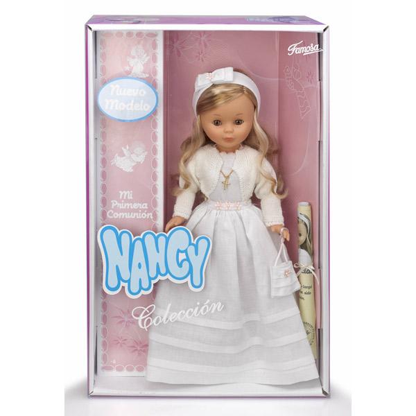 Muñeca Nancy Comunión Rubia Colección - Imatge 1