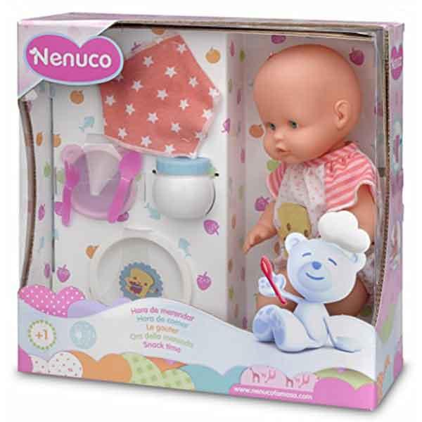 Muñeco Nenuco Hora de Merendar - Imatge 1