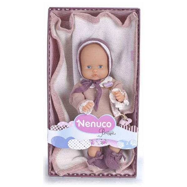 Nenuco Boutique Vestido Morado - Imatge 1