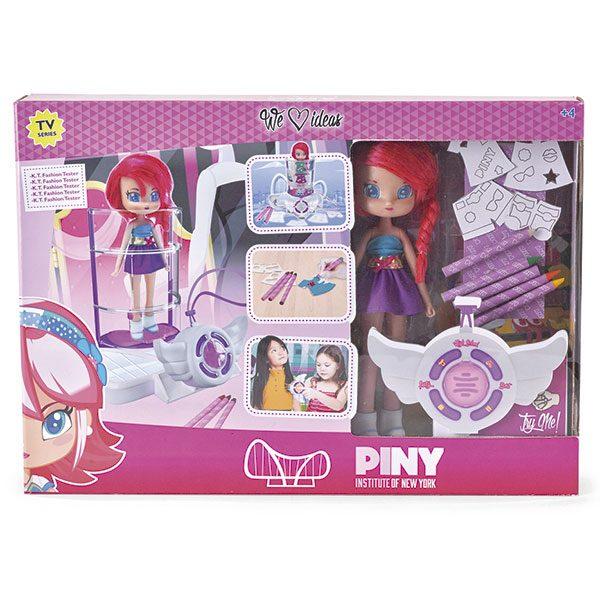 Piny Kit Fashion Test - Imatge 1