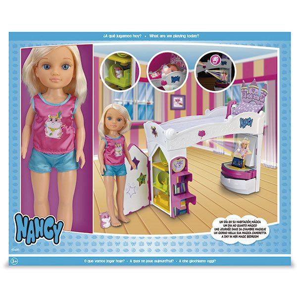 Nancy un Dia en la Habitacion Magica - Imatge 1