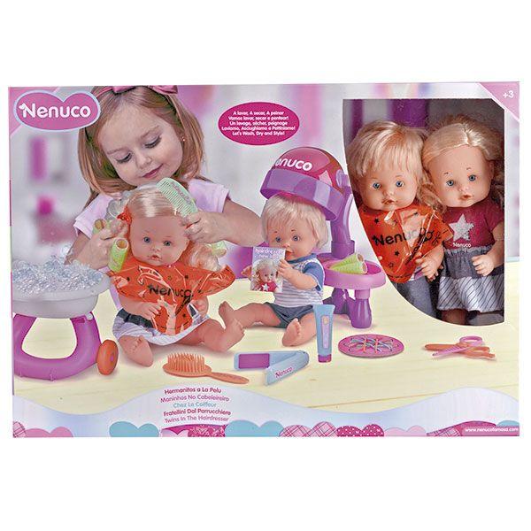 Muñeco Nenuco Hermanitos a la Pelu - Imatge 1