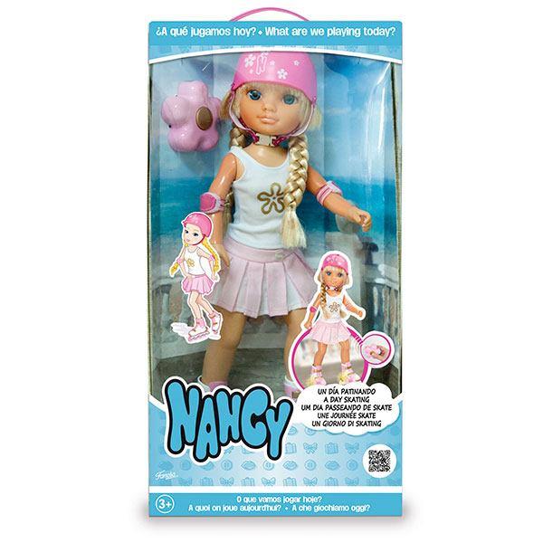Nancy un Dia Patinando