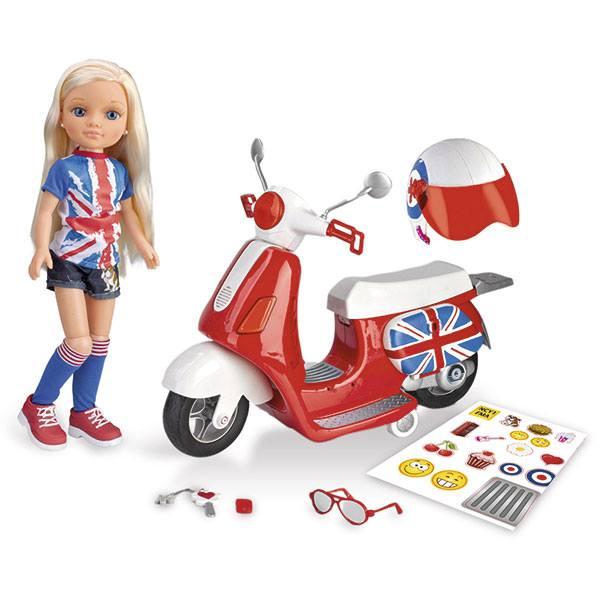 Nancy un Dia en Moto a Londres - Imatge 1