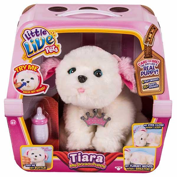 Gosset Tiara Dream Puppy Little Live Pets - Imatge 1