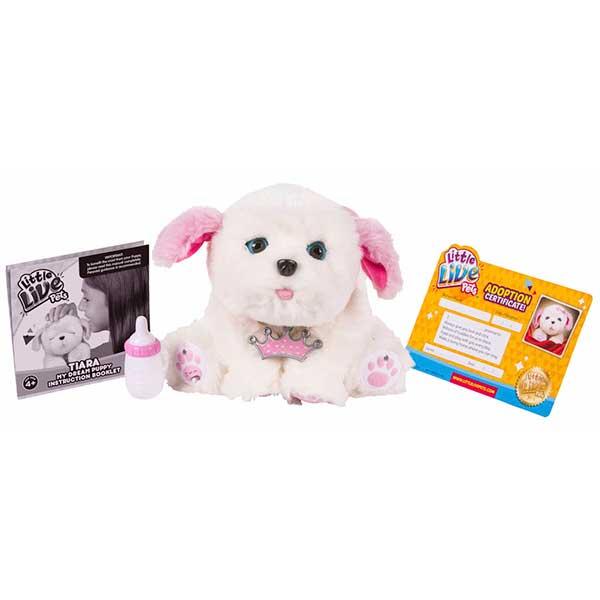 Perrito Tiara Dream Puppy Little Live Pets - Imatge 1