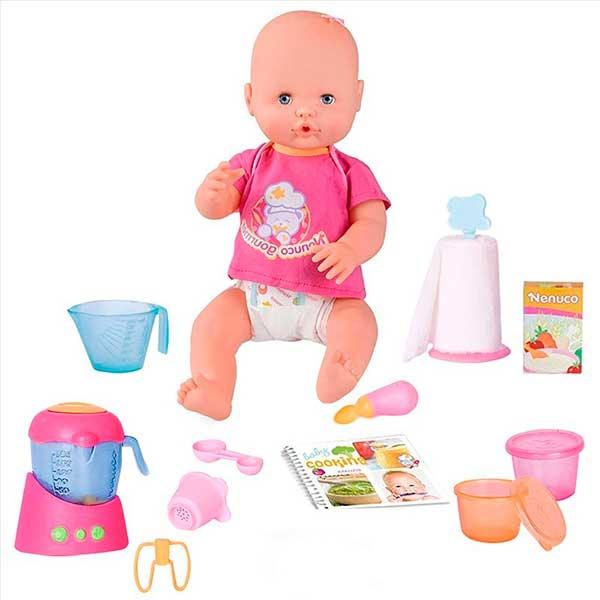 Muñeco Nenuco Merienditas