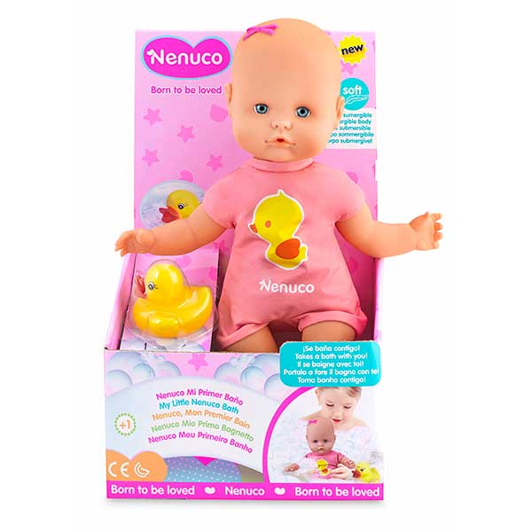 Muñeco Nenuco Mi Primer Baño - Imatge 1