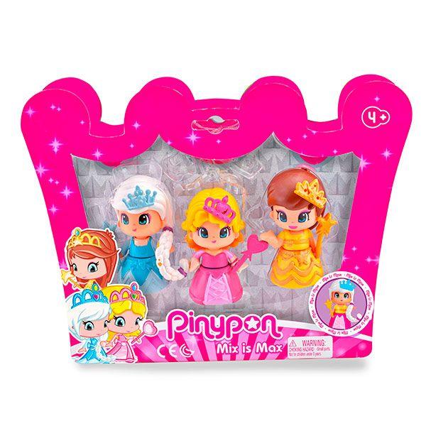 Pinypon Pack 3 Princeses - Imatge 1