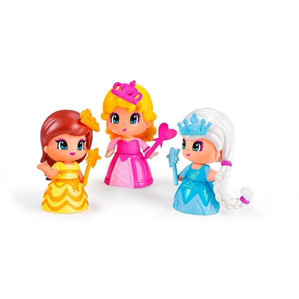 Pinypon Figuras Pack 3 Princesas - Imatge 1