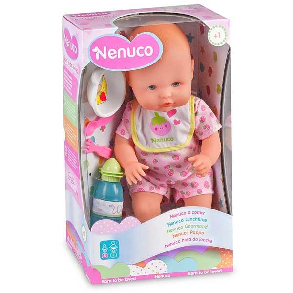 Muñeco Nenuco Hora de Comer - Imatge 1