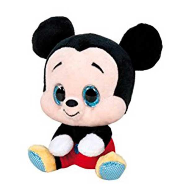 Peluche Mickey Glitsies 16cm - Imagen 1