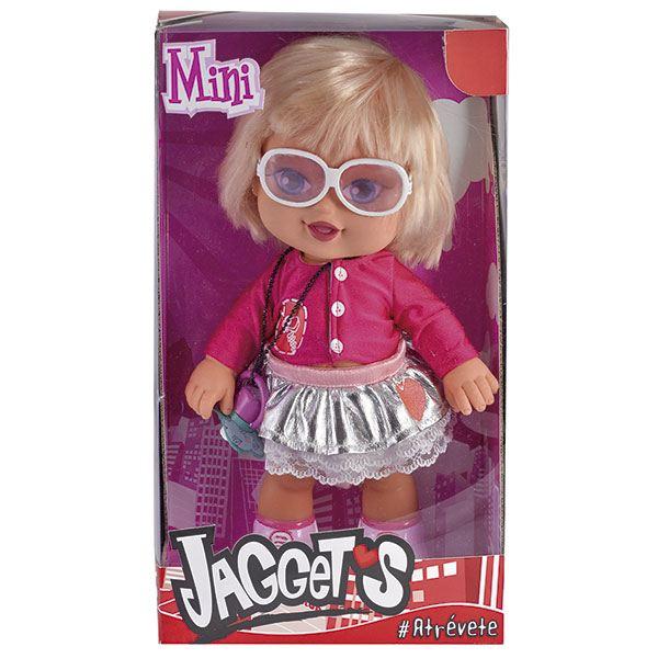 Muñeca Jaggets Mini Model - Imatge 1