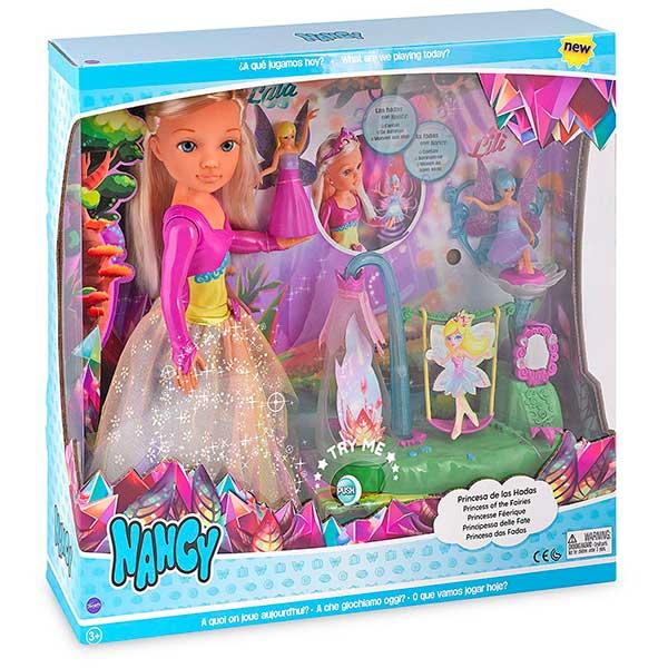 Muñeca Nancy Princesa de las Hadas - Imatge 3