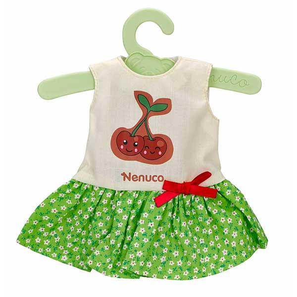 Vestit amb Perxa Cireres Nenuco 35cm - Imatge 1