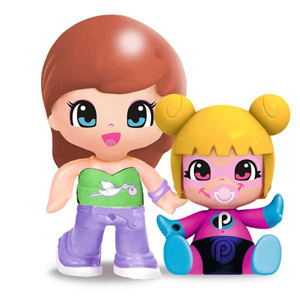 Pinypon Figura Pack y Bebe Sorpresa #1