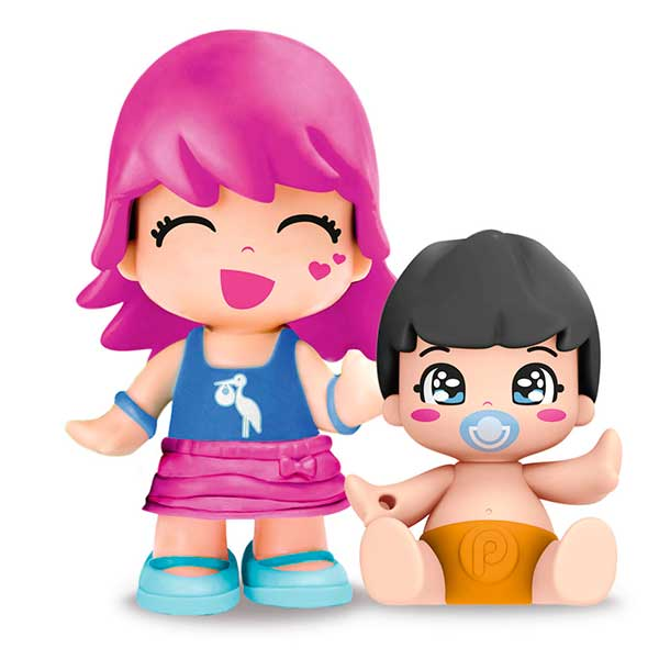 Pack Figura Pinypon i Bebe Sorpresa #5 - Imatge 1