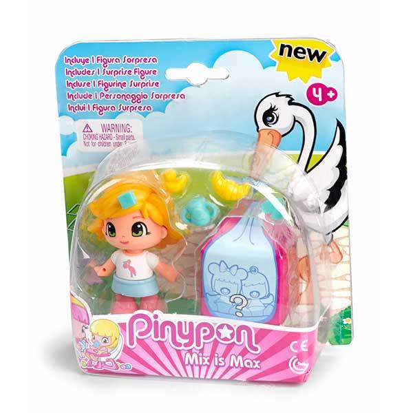 Pinypon Figura Pack y Bebe Sorpresa #4 - Imatge 1