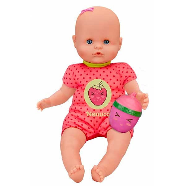 Nenuco Bibero Sonall Pijama Maduixa - Imatge 1