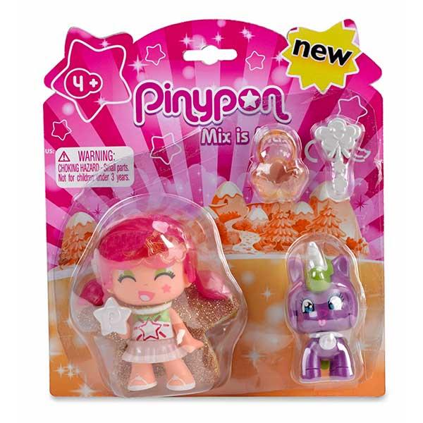 Pinypon Figuras Pack Estrella y Mascota #3 - Imatge 1